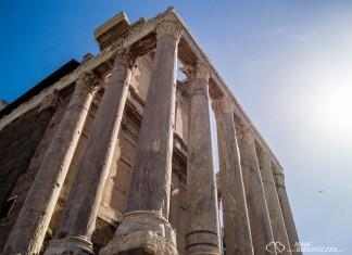 Rom, das Forum Romanum