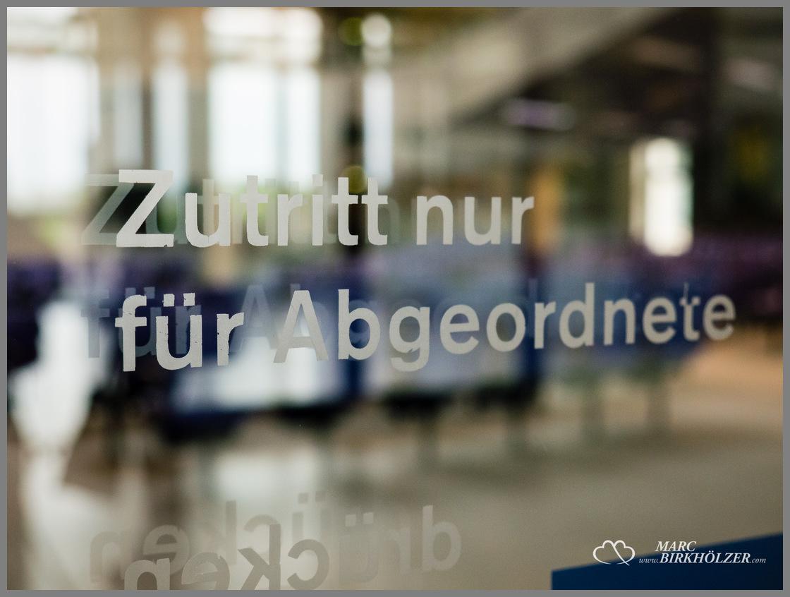 Bundestagsbesichtigung
